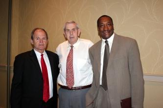"""Mr. KY Basketball 1961 Randy Embry, Mr. KY Basketball 1958 Ralph Richardson & Mr. KY Basketball 1974 Jack """"Goose"""" Givens"""