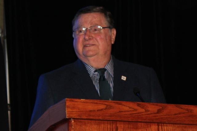 Coach Joe B. Hall