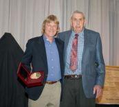 Mel Pucell (Son of Bennie Purcell, Ralph Beard Award Winner) & 1958 Mr. Kentucky Basketball Ralph Richardson